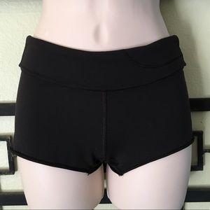 Lululemon Roll down Shorts